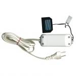 LED Konverter LEANDRO 20 Watt 6-fach LED Verteiler 2, 0 m Anschlusskabel *542710