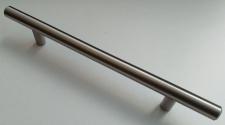 Möbelgriff BA 128 mm Edelstahloptik Küchen Griffstange Reling Stangengriff *9017