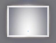 LED Badezimmer Wand Spiegel EMOTION 80 x 60 cm Touch Bedienung 34 W 4500 K *8060