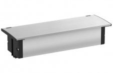 Bachmann Küchen Einbausteckdose KAPSA 2x Schuko 2x USB Handy Ladestation *553921