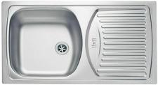 Alveus Küchenspüle Einbauspüle Campingspüle 780x435 mm Edelstahl Spüle *1037235