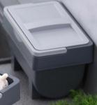 Hailo Kitty Bioeimer 4 Liter Komposteimer Abfalleimer Vorratsbehälter *516353