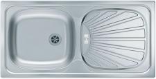 Alveus Campingspüle Einbauspüle 860x435 mm Küchenspüle Edelstahl Spüle *1037506