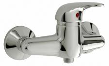Bad-/Duscharmatur Wasserhahn OBJEKT Einhebel-/Einhandmischer Messing Chrom *0447