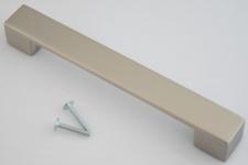 Küchengriff Schrankgriff BA 160 mm Möbelgriff Edelstahl Optik Türgriff *626-07