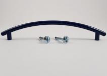 Möbelgriffe BA 128 mm Tür Schrankgriffe Bogengriff Schubladengriff Blau *9026