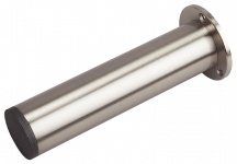Möbelfuss Sockelfuß Ø 38 mm Möbelbein 250 mm höhenverstellbar Stützfuß *810-250