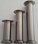 Möbelfuss Ø 35 mm 100, 150, 200 mm Sockel Stützfuss 75 kg höhenverstellbar *505