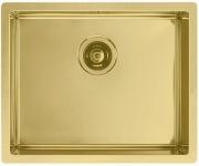 Alveus Einbauspüle Küchenspüle 550x450 mm Spülbecken Gold Abwaschbecken *1103382