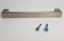 Möbelgriffe BA 160 mm Edelstahl Optik Schrankgriff Griffe Küche Türgriff *667-13