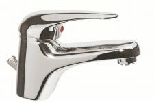 Wasserhahn Bad-/Waschtischarmatur OBJEKT Einhandmischer Mischbatterie *0440