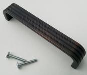 Möbelgriffe BA 128 mm Kupfer antik Schrankgriffe Küchengriff Antikgriff *4019-Ku