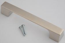 Kommoden Tür Küchengriff BA 128 & 160 mm Möbelgriff Edelstahlfarbig matt *636-06