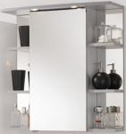 LED Spiegelschrank 67 x 70 x 24 cm Badspiegel Schalter Steckdose Kombi *Chelsea