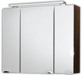 LED Spiegelschrank 80 cm Badspiegel 3 Türen Badezimmer Spiegel 9, 6 Watt *5681-78