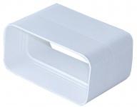 Soft 125 Abluft Flachkanal 150 x 70 mm Verbinder Muffe Verbindungsmuffe *527021