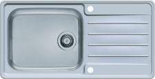 Alveus Küchen Einbauspüle Praktik 100 Abwasch 980 x 500 mm Spülbecken *1085977