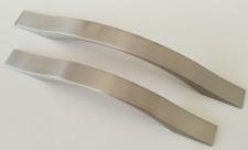 Möbelgriffe BA 128, 160 mm Küchengriffe Tür Schrankgriffe Edelstahl Optik *4016