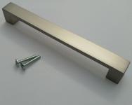 Schrank Kommoden Möbelgriff LA 160 mm Edelstahloptik Bügel Küchengriff *667-13