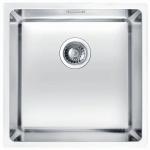 Alveus Küchen Spüle Unterbauspüle Unterbaubecken 440x440 mm Edelstahl *1102697