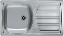 Alveus Einbau Campingspüle 780 x 435 mm Küchenspüle Abwaschbecken *Basic-170