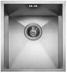 Pyramis Flachrand Einbau Küchenspüle 340 x 400 mm Unterbaubecken Spüle *Tet-3440