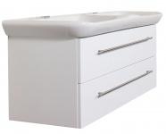 Waschplatz 130 cm Waschtisch Keramag Becken SoftClose Auszug Aufgebaut *MyDay130