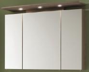 LED Spiegelschrank 80 cm Badspiegel 3000 K Steckdose Schalter IP21 *SPS-Bingo-80