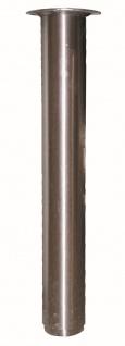 Tischbein Ø 10 cm Stützfuss 72, 82, 87 cm höhenverstellbar max 250 Kg *Premium