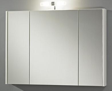 LED Spiegelschrank 60 oder 80 cm Badmöbel 2700 K Badezimmer Spiegel IP21 *Dublin
