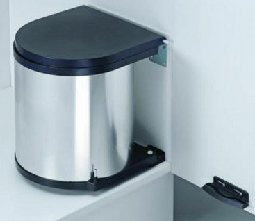 Gut Wesco Klassikline Bad Kosmetikeimer 11, 13, 15 L Küchen Einbau Abfall  Mülleimer   Vorschau