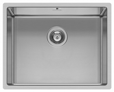 Küchenspüle Edelstahl 54 cm Gastro Spüle Einbauspüle Waschbecken *Astris5040