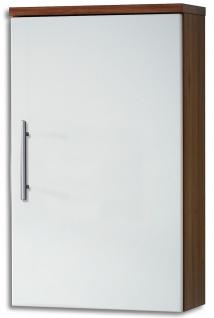 Gästebadmöbel hängeschrank badschrank 40 x 68 cm badezimmerschrank hänger gäste
