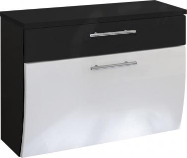 g ste wc waschbecken bad unterschrank 70 cm h ngende montage badm bel 5611 kaufen bei. Black Bedroom Furniture Sets. Home Design Ideas