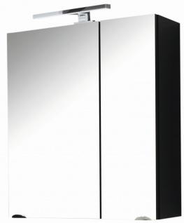 Bad LED Spiegelschrank 60 x 68 x 22 cm Schalter Stecker Kombi 230 V 5 Watt *5673