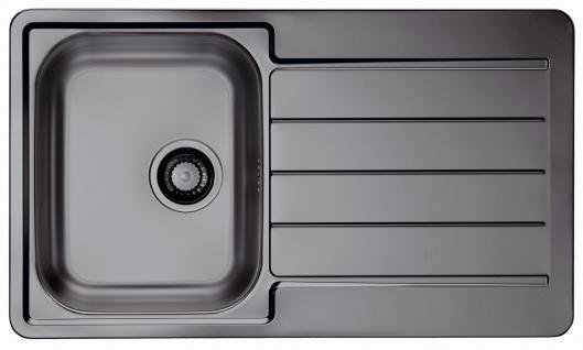 Alveus Einbau Küchenspüle Line 20 Spülbecken Kupfer, Anthrazit, Gold *Mon-Lin-20