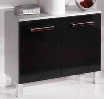 Waschtisch Waschbecken Unterschrank 67 x 56 cm Badmöbel Badschrank *WTU-Mendo