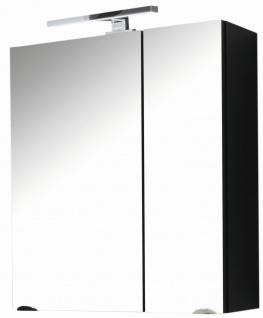 Bad LED Spiegelschrank 60 x 68 x 22 cm Schalter Stecker Kombi Badspiegel *5673