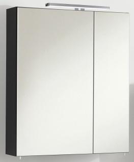 LED Spiegelschrank Ramero 60 cm Badspiegel 5 Watt Schalter Steckdose *SPS-Ram-60