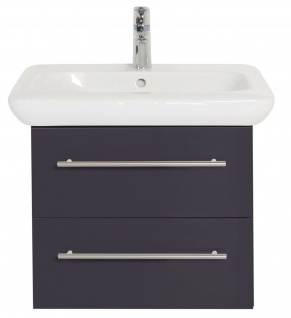 Waschplatz 60 cm Waschtisch Keramag Becken SoftClose Auszug Vormontiert *It60