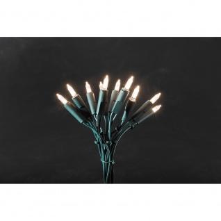 LED Minilichterkette 100 Warmweiße Dioden für Innen