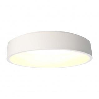 Licht-Trend LED Deckenlampe Loop 60cm Ring 1800lm dimmbar Warmweiß
