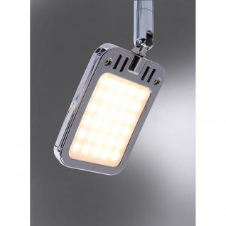 LeuchtenDirekt 11243-17 Wella LED Deckenleuchte 3 x 4, 20W 3000K Chrom - Vorschau 4