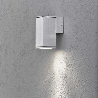 Konstsmide 7908-310 Monza Aussen-Wandleuchte klares Glas Reflektor