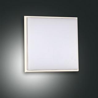 Fabas Luce 3314-69-102 Desdy LED Deckenleuchte 900lm Deckenlampe Weiß