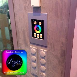 s.LUCE iLight Touch-Fernbedienung für LED-Leuchtmittel & Strip RGBW Farbwechsel - Vorschau 4