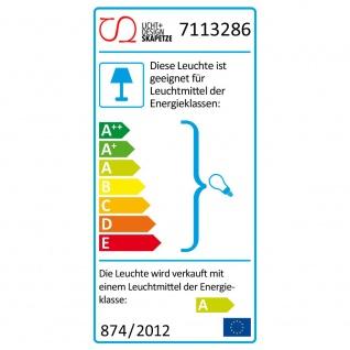 Licht-Trend MiraMira / LED Pendelleuchte Ø 10cm / schwarz - Vorschau 4