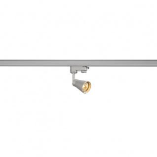 SLV Mini Q-Tech inkl. 3P.-Adapter Silber 152644