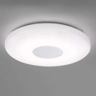 Licht-Trend Switch LED-Deckenleuchte Ø 44cm + Fb. Nachtlicht Farbwechsel