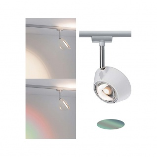 Paulmann URail LED Spot Sabik 13W Dimmbar Weiß-Matt